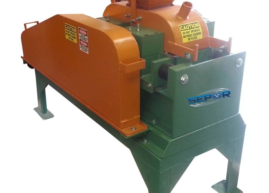 Dual Roll Crusher 10×6