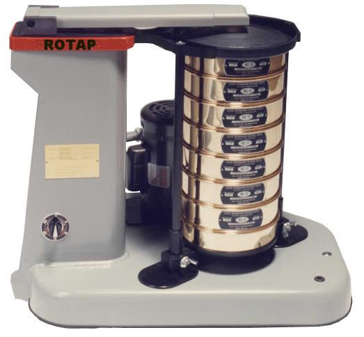 W.S TYLER® RO-TAP® Sieve Shaker