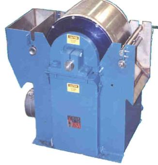 Magnetic, Electrostatic Separation