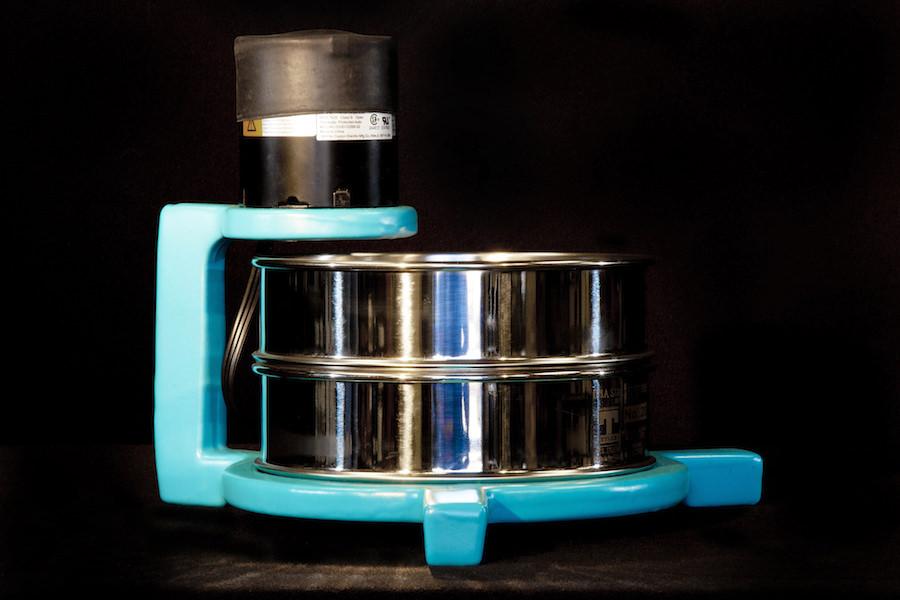 Sepor Wet/Dry Sieve Shaker