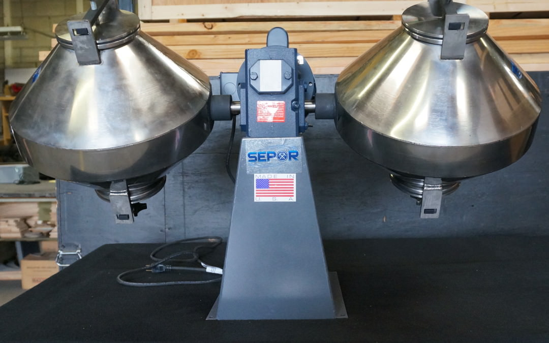 15″ Rotary Cone Blender