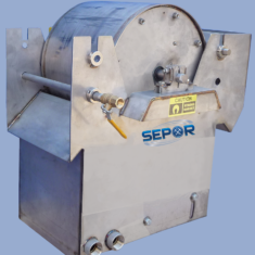 Wet Drum Magnetic Separator, 15 x 9