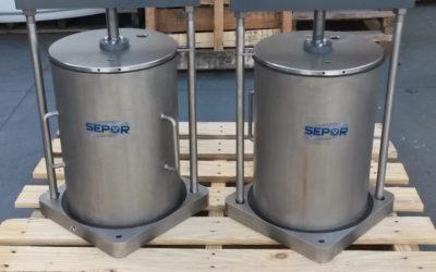 Bench 4.2 Gallon Pressure Filter