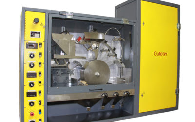 Laboratory Electrostatic Separator Model EHTP (25) 111-15