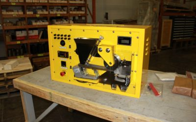 "High Intensity Magnetic Separator Induced Roll ""Lift Type"" Laboratory Model, MLH (13) 111-5"