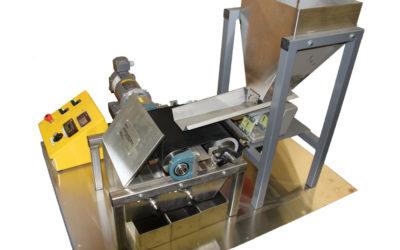 Laboratory Rare Earth Roll Magnetic Separator L/P 10-30