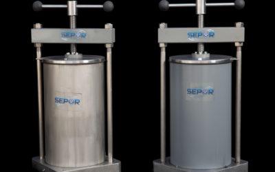 Bench Pressure Filters, 3 Gallon