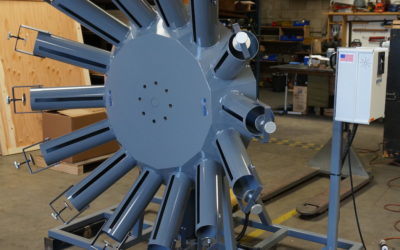 Sepor Heavy Duty Mixing Wheel