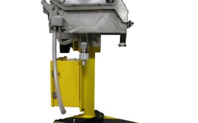 Laboratory Wet Low Intensity Drum Magnetic Separator WD