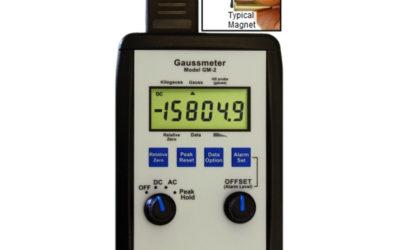 Digital Gauss Meter