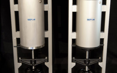 Floor Mounted Pressure Filters, 11.5 Gallon