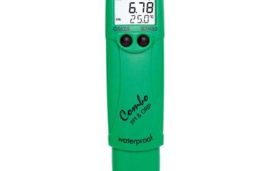 Handheld pH/mV Meter