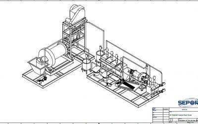 Gravity Concentration Plant